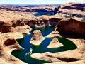 'WHAT A GREAT PLACE TO HAVE MAD MAX BOAT RACES' - SUPER DANGEROUS AND SUPER FUN - LAKE POWELL TRIBUTARY